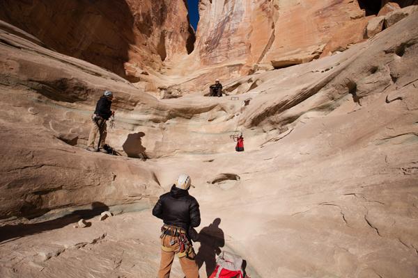 Via Ferrata guided climb