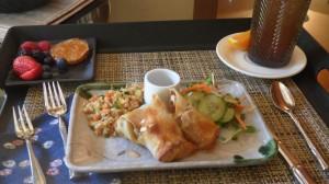 Golden Door Spa:  Chakras & Cuisine