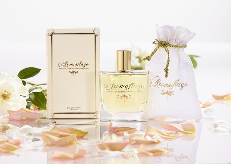 Flies are fragranced away with Aromaflage!