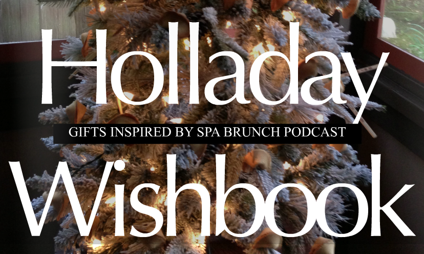 The Holladay Wishbook: Why go to the Mall? Give Spa!
