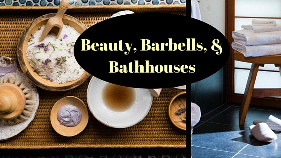 Beauty, Barbells & Bathhouses: Golden Door Spa
