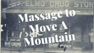 Spa with Me:  Move a Mountain Massage at Body Wisdom & Discover a Secret Spot to Relax TMJ & Neck Knots Every Day