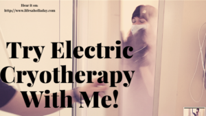 Spa Along! Electric Cryotherapy at 111Cryo Spa in London: Rejuvenate like Derek Hough & Mandy Moore