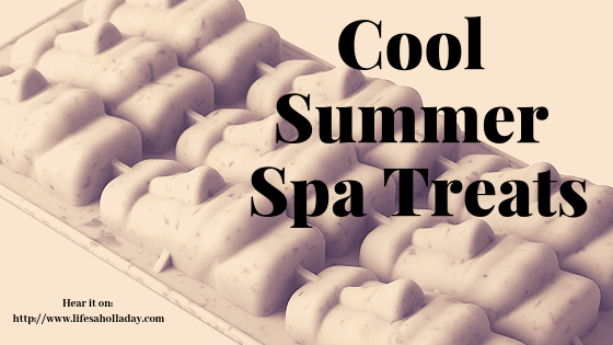 3 Spa at Home Ideas: Hawaiian Style Cooling Summer Skincare Tips and Tricks